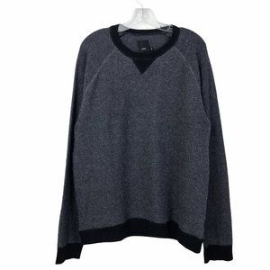 Vince Wool Cashmere Crew Mens Sweater #71